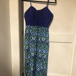 Blue dress XL junior size 15-17